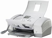 במדפסת שמזכירה בצורתה מכשיר פקס רגיל לא ניתן לצלם מתוך ספר או חוברת, אלא מסמך בודד בלבד