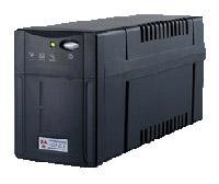 באל-פסק Line Interactive יש גם מייצב מתח, שמגן על המחשב מפני שינויים במתח החשמל
