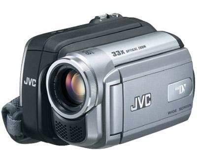 JVC GR D820: מפתיעה לטובה